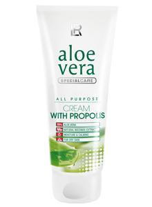 Aloe Vera Körperpflege mit Propolis