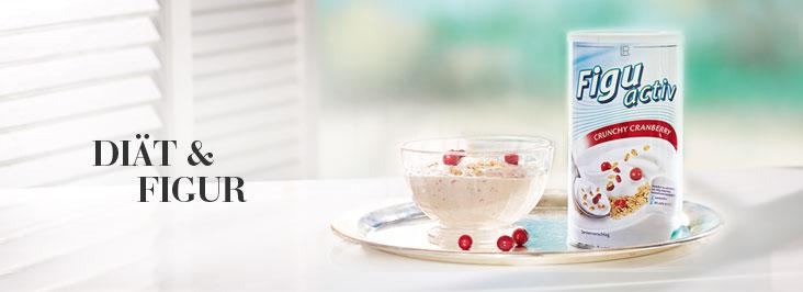 Diät & Figur Shakes Suppen Riegel Wunschgewicht bekommen und halten