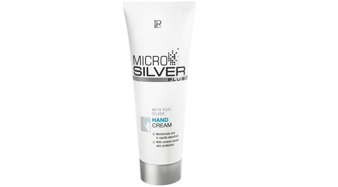Microsilver Hand Cream / Handcreme