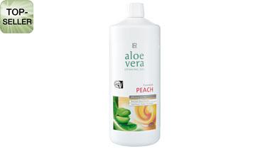 Aloe Vera Life Essence peach / Drinking Gel Pfirsich